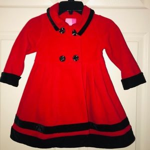 Jackets & Coats - Red Coat